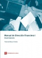 Manual de dirección financiera I: Inversiones