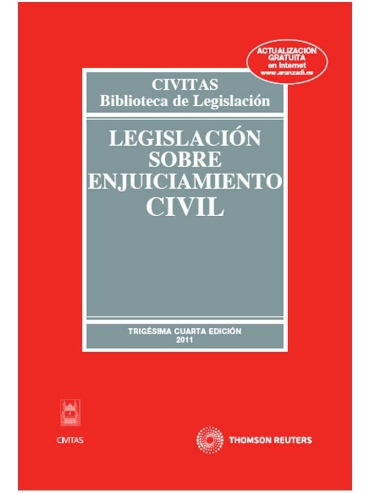 LEC LEY DE ENJUICIAMIENTO CIVIL EPUB